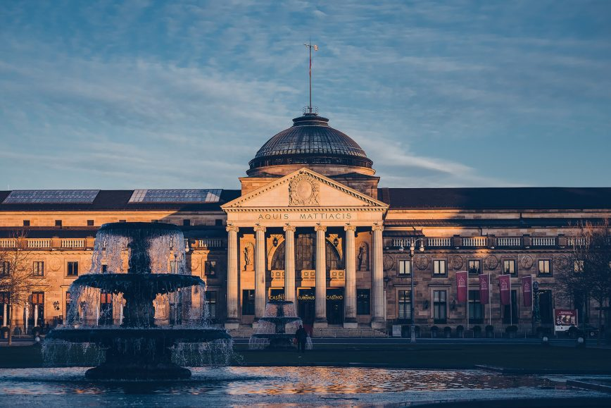 Wiesbaden by the Fujifilm X-H1
